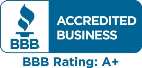 AJ's Truck & Trailer has an A+ Rating with the BBB